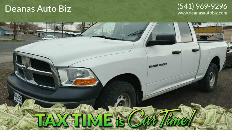 2011 RAM Ram Pickup 1500 for sale at Deanas Auto Biz in Pendleton OR