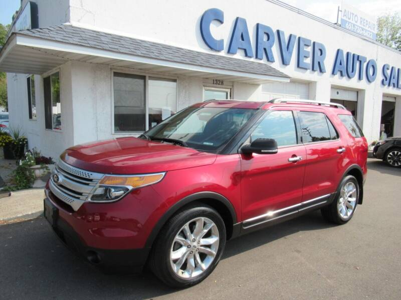 2013 Ford Explorer for sale at Carver Auto Sales in Saint Paul MN
