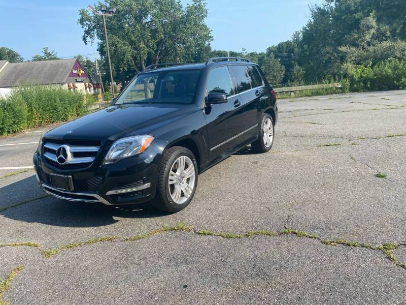 2014 Mercedes-Benz GLK for sale at Westford Auto Sales in Westford MA