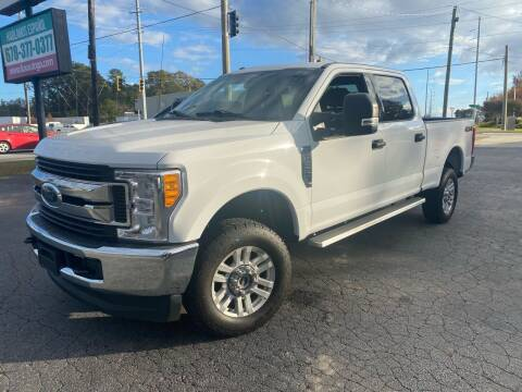 2017 Ford F-250 Super Duty for sale at Lux Auto in Lawrenceville GA