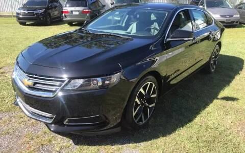 2017 Chevrolet Impala for sale at MISSION AUTOMOTIVE ENTERPRISES in Plant City FL
