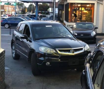 2007 Acura RDX for sale at Glacier Auto Sales in Wilmington DE