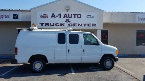 2006 Ford E-Series Cargo for sale at A-1 AUTO AND TRUCK CENTER in Memphis TN