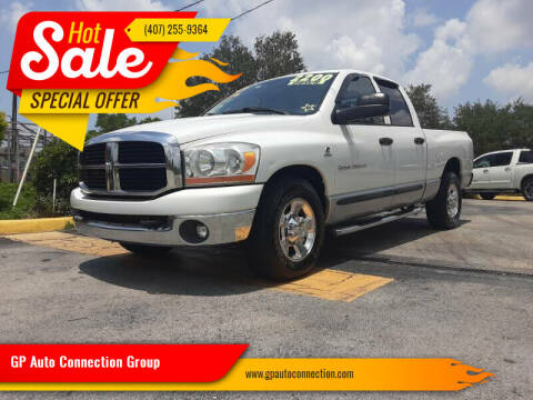 2006 Dodge Ram Pickup 2500 for sale at GP Auto Connection Group in Haines City FL