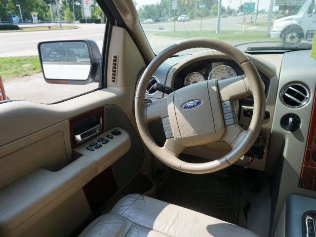 2006 Ford F-150 Lariat - Chelsea MI