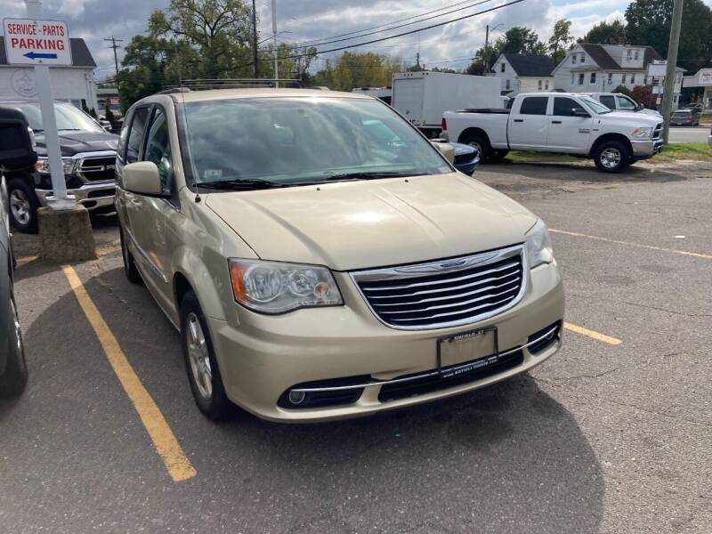 2011 Chrysler Town and Country for sale at ENFIELD STREET AUTO SALES in Enfield CT
