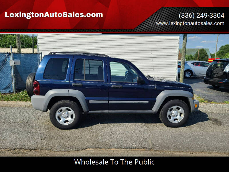 2006 Jeep Liberty for sale in Lexington, NC