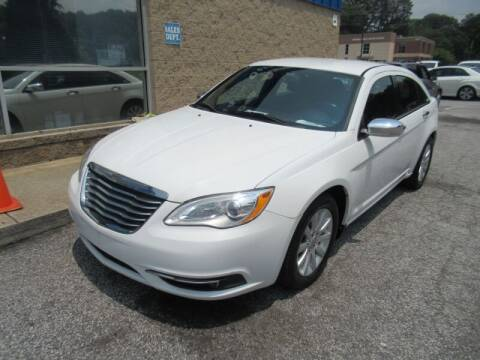2013 Chrysler 200 for sale at 1st Choice Autos in Smyrna GA