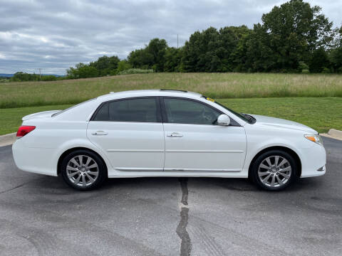 2011 Toyota Avalon for sale at V Automotive in Harrison AR