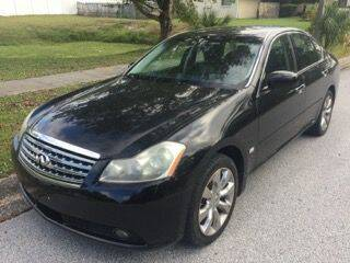 2006 Infiniti M35 for sale at Low Price Auto Sales LLC in Palm Harbor FL