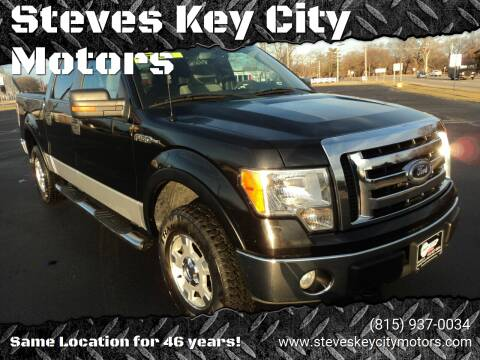 2010 Ford F-150 for sale at Steves Key City Motors in Kankakee IL