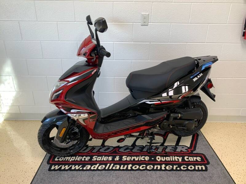 2021 WOLF BLAZE for sale at ADELL AUTO CENTER in Waldo WI