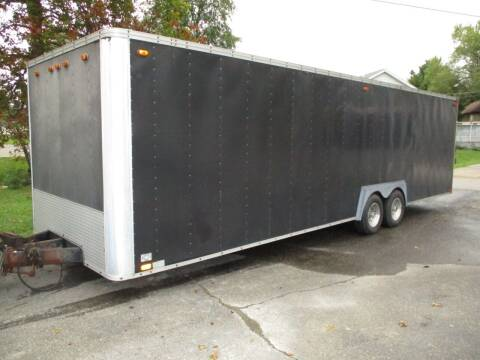 1995 UNITED BOX TRAILER 28ft for sale at Classics and More LLC in Roseville OH