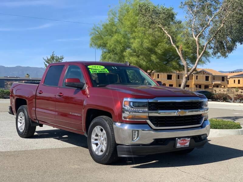 2016 Chevrolet Silverado 1500 for sale at Esquivel Auto Depot in Rialto CA
