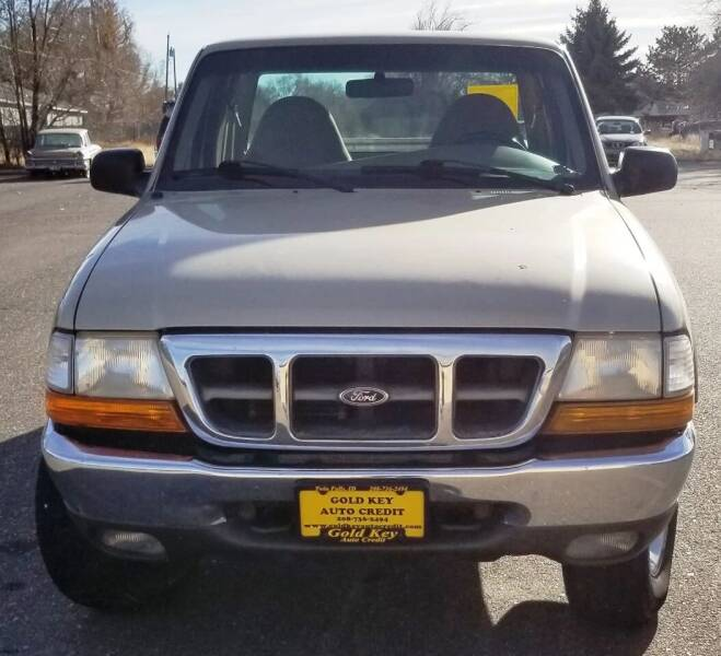 2000 Ford Ranger for sale at G.K.A.C. Car Lot in Twin Falls ID