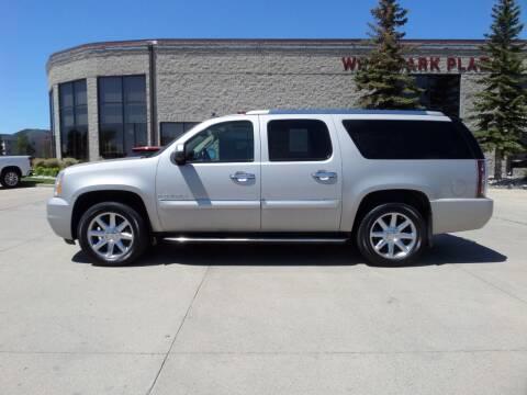 2007 GMC Yukon XL for sale at Elite Motors in Fargo ND