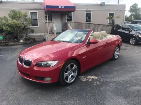 2008 BMW 3 Series for sale at Saipan Auto Sales in Houston TX