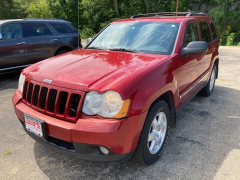 2010 Jeep Grand Cherokee for sale at Louisburg Garage, Inc. in Cuba City WI
