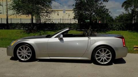 2007 Cadillac XLR-V for sale at Premier Luxury Cars in Oakland Park FL
