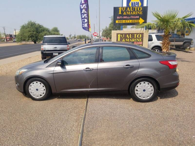 2014 Ford Focus for sale at 1ST AUTO & MARINE in Apache Junction AZ