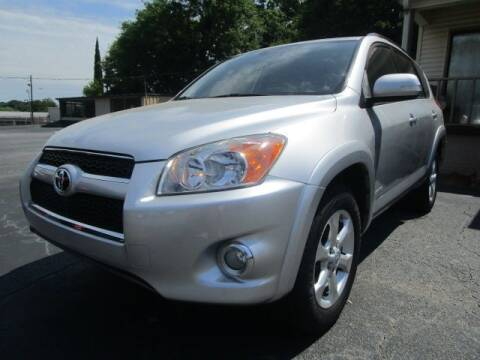 2010 Toyota RAV4 for sale at Lewis Page Auto Brokers in Gainesville GA