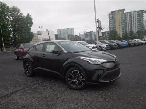 2020 Toyota C-HR for sale at BEAMAN TOYOTA GMC BUICK in Nashville TN