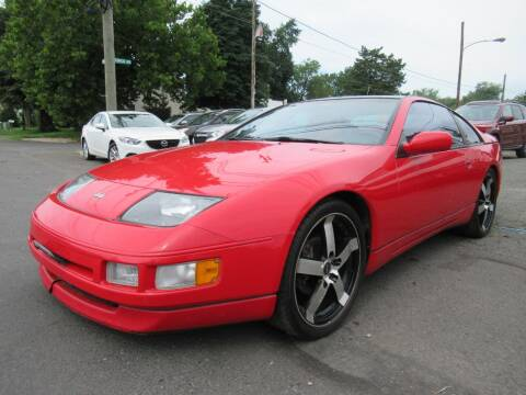 1996 Nissan 300ZX for sale at PRESTIGE IMPORT AUTO SALES in Morrisville PA