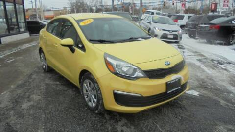 2016 Kia Rio for sale at Absolute Motors in Hammond IN