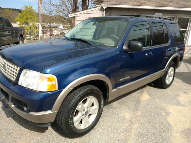 2004 Ford Explorer for sale at Auto Brokers of Milford in Milford NH