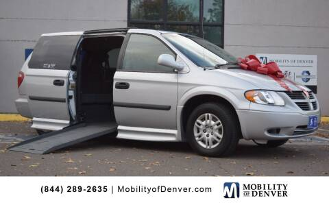 2005 Dodge Grand Caravan for sale at CO Fleet & Mobility in Denver CO