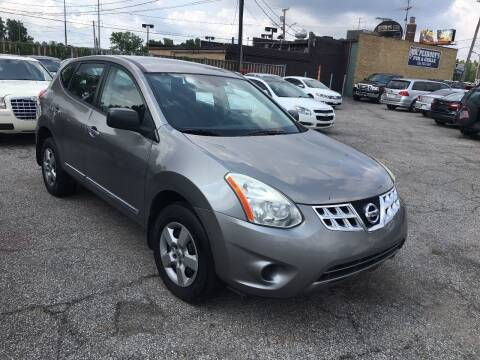 2012 Nissan Rogue for sale at Payless Auto Sales LLC in Cleveland OH
