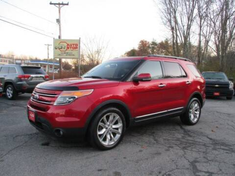 2012 Ford Explorer for sale at AUTO STOP INC. in Pelham NH