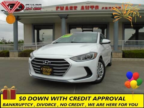 2017 Hyundai Elantra for sale at Chase Auto Credit in Oklahoma City OK