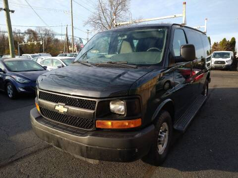 2012 Chevrolet Express Cargo for sale at P J McCafferty Inc in Langhorne PA