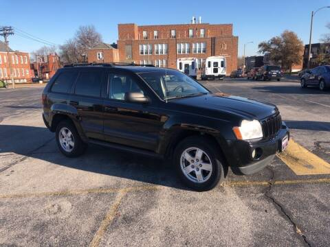 2006 Jeep Grand Cherokee for sale at DC Auto Sales Inc in Saint Louis MO