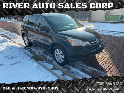 2011 Honda CR-V for sale at RIVER AUTO SALES CORP in Maywood IL