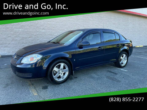 2010 Chevrolet Cobalt for sale at Drive and Go, Inc. in Hickory NC
