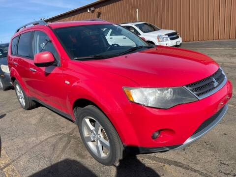 2007 Mitsubishi Outlander for sale at Best Auto & tires inc in Milwaukee WI