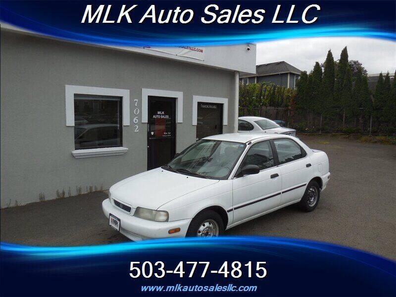 1998 Suzuki Esteem for sale in Portland, OR