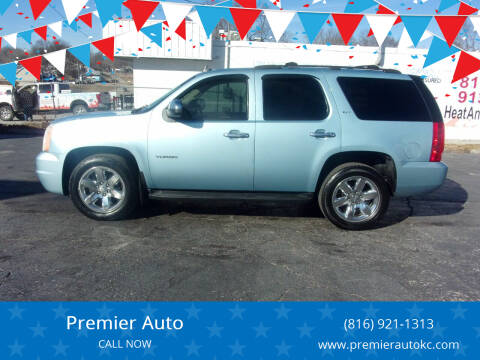 2011 GMC Yukon for sale at Premier Auto in Independence MO