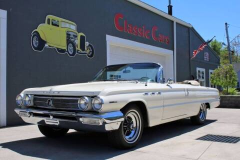 1962 Buick Wildcat for sale at Great Lakes Classic Cars & Detail Shop in Hilton NY