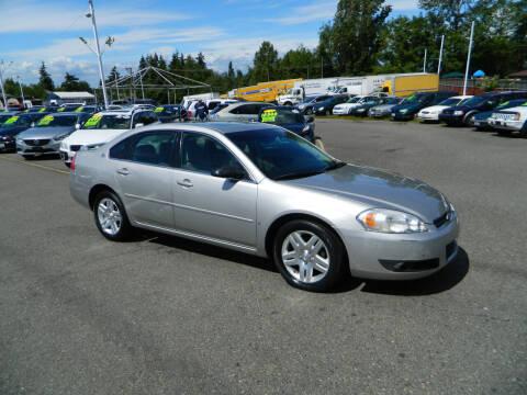 2007 Chevrolet Impala for sale at J & R Motorsports in Lynnwood WA