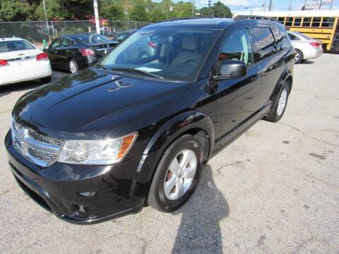 2012 Dodge Journey for sale at King of Auto in Stone Mountain GA
