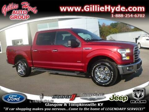 2017 Ford F-150 for sale at Gillie Hyde Auto Group in Glasgow KY