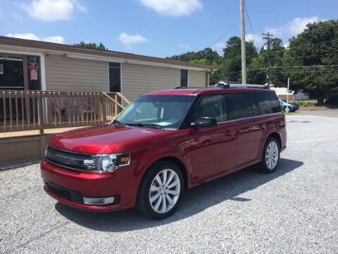 2013 Ford Flex for sale at Wholesale Auto Inc in Athens TN