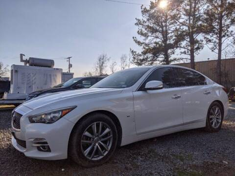 2014 Infiniti Q50 for sale at CarZoneUSA in West Monroe LA