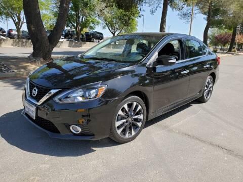 2017 Nissan Sentra for sale at Matador Motors in Sacramento CA