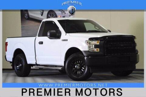 2017 Ford F-150 for sale at Premier Motors in Hayward CA