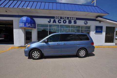 2008 Honda Odyssey for sale at Jacobs Ford in Saint Paul NE