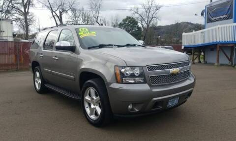 2008 Chevrolet Tahoe for sale at City Center Cars and Trucks in Roseburg OR